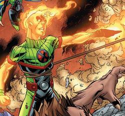 Ben Hammil (Earth-616) from New X-Men Vol 2 23 0001