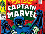 Captain Marvel Vol 1 5