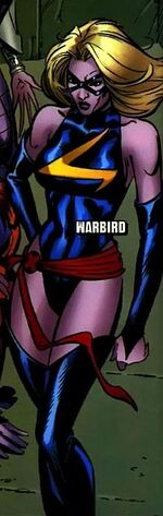 Carol Danvers (Earth-5700) from Weapon X Days of Future Now Vol 1 4 0001