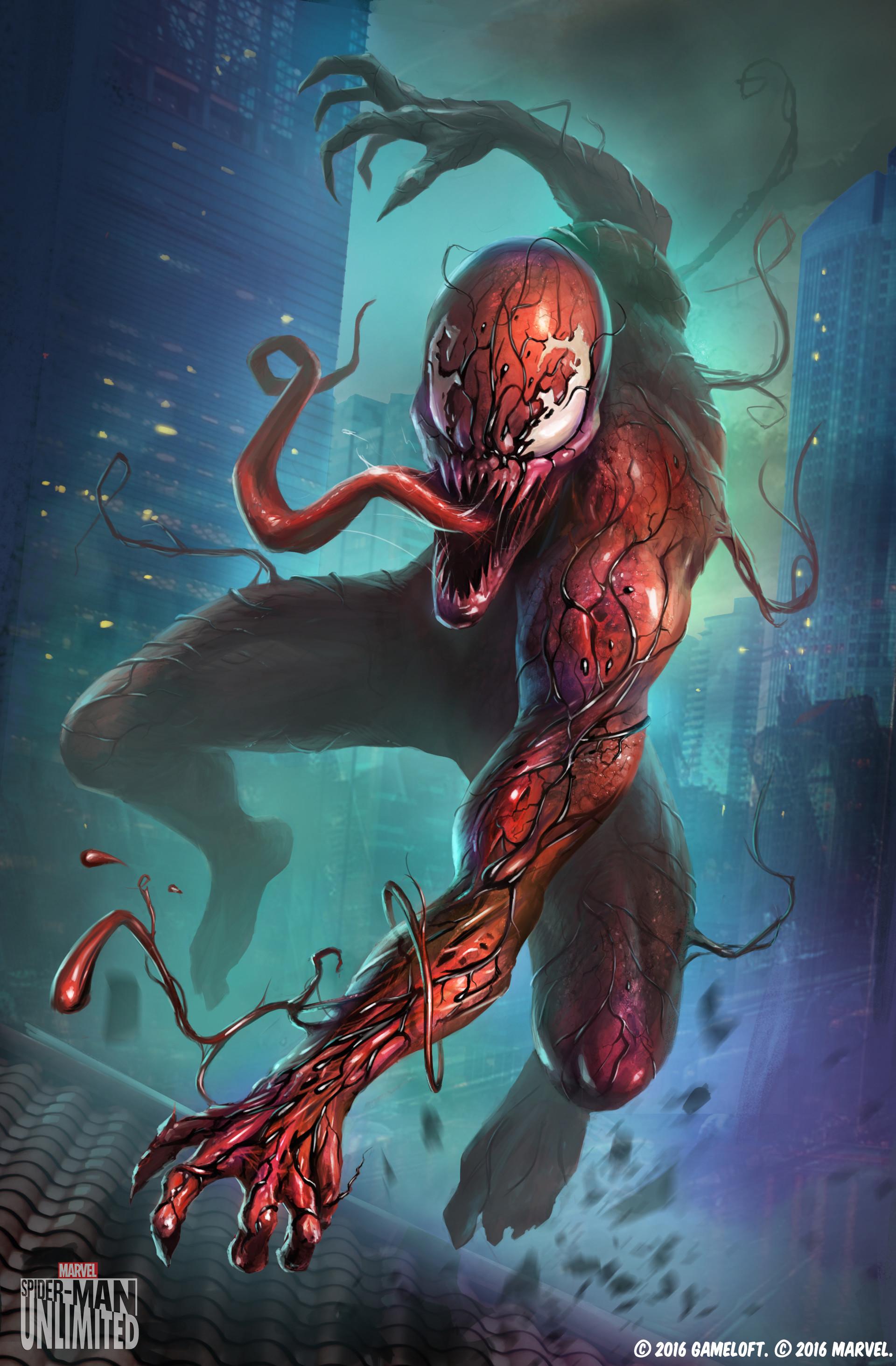 Carnage (Klyntar) (Earth-TRN461) | Marvel Database | Fandom