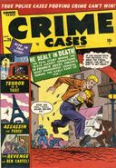 Crime Cases Comics Vol 1 26