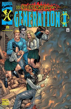 Generation X Vol 1 70