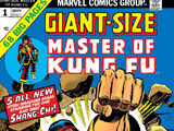 Giant-Size Master of Kung Fu Vol 1 1