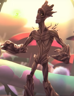 Groot (Earth-TRN717) from Marvel's Rocket & Groot Season 1 2 001