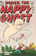 Homer, the Happy Ghost Vol 1 2