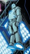 Iron Man Armor Model 1 from Invincible Iron Man Vol 1 593 001