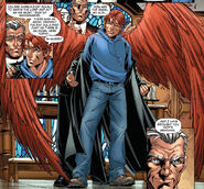 Joshua Guthrie (Earth-616) and William Stryker (Earth-616) from New X-Men Vol 2 23 0001