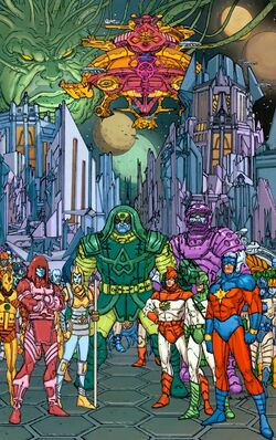 Kree Empire from Annihilation Ronan Vol 1 1 001
