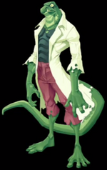 Lizard (Earth-71002)