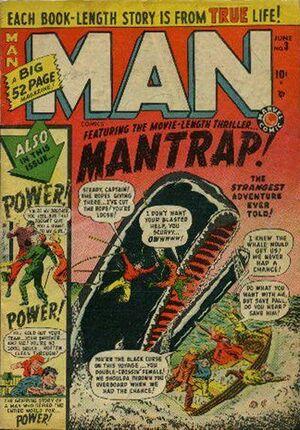 Man Comics Vol 1 3