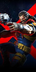 Marvel Contest of Champions X-Men Savage Future 001