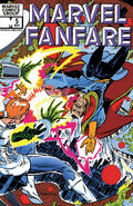 Marvel Fanfare Vol 1 5