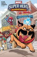 Marvel Super Hero Adventures Ms. Marvel and the Teleporting Dog Vol 1 1