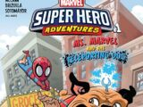 Marvel Super Hero Adventures: Ms. Marvel and the Teleporting Dog Vol 1 1