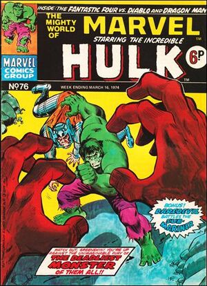 Mighty World of Marvel Vol 1 76