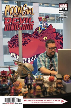 Moon Girl and Devil Dinosaur Vol 1 33