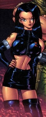 Natalia Romanova (Earth-2301) from Marvel Mangaverse New Dawn Vol 1 1 001