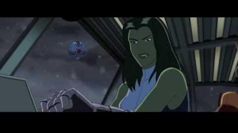 PREVIEW Hulk Agents of SMASH - Wendigo Apocalypse