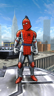 Peter Parker (Earth-TRN519) from Spider-Man Unlimited (video game)