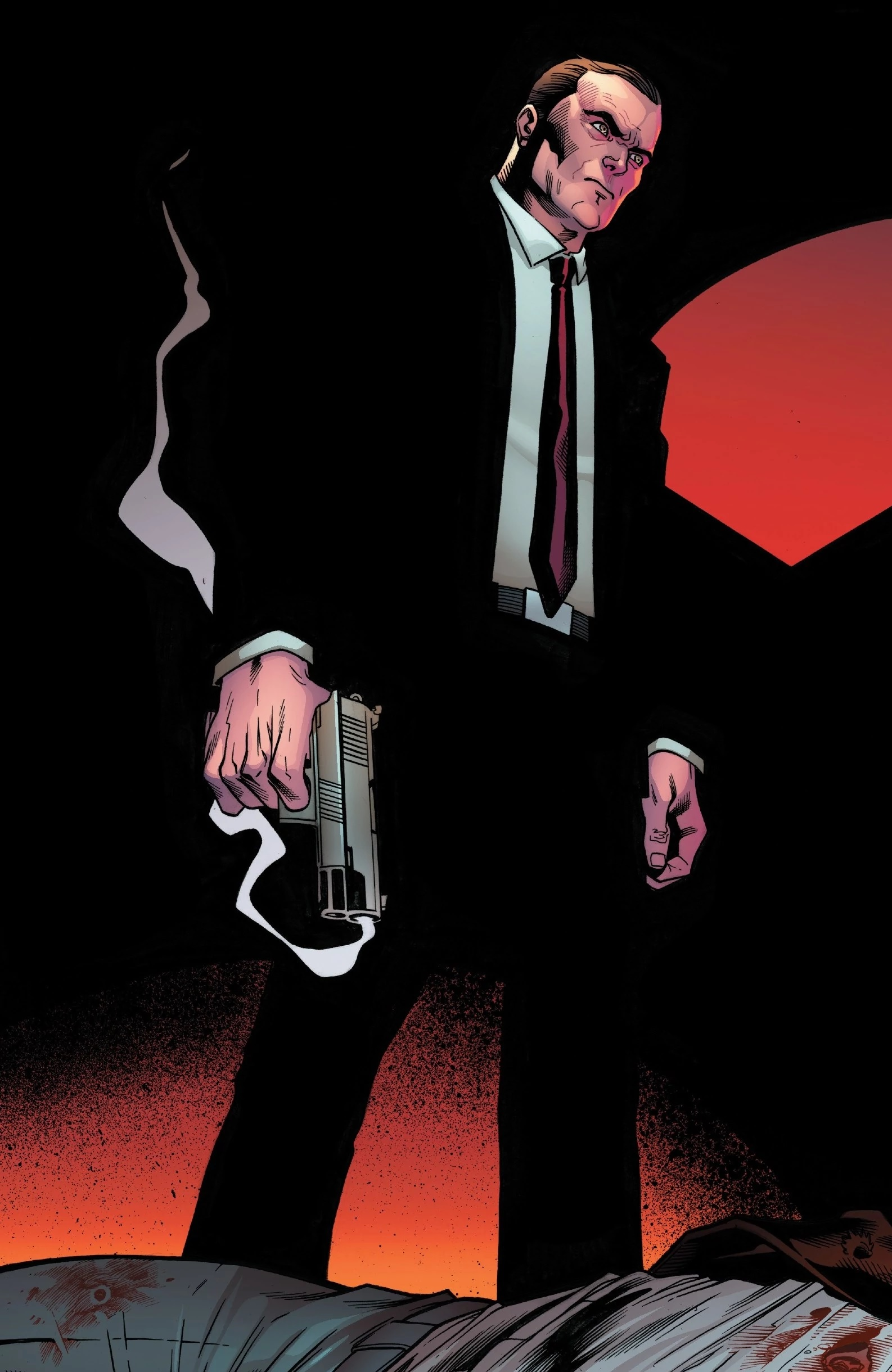 Agente Coulson Cómics
