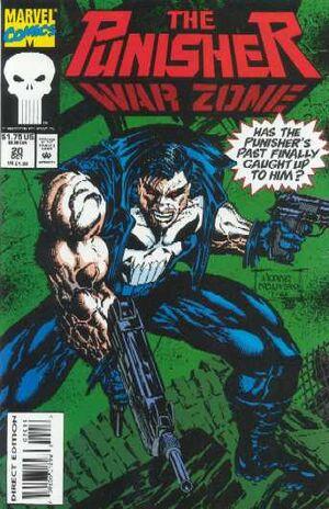 Punisher War Zone Vol 1 20
