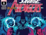 Savage Avengers Vol 1 0