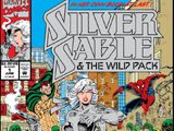 Silver Sable and the Wild Pack Vol 1 1