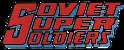 Soviet Super Soldiers Vol 1 Logo