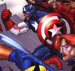 Steven Rogers (Earth-21050) from Marvel Zombies Evil Evolution Vol 1 1 001