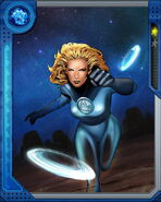 Susan Storm (Earth-616) from Marvel War of Heroes 005