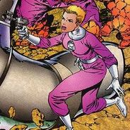 Susan Storm (Earth-9602) from Challengers of the Fantastic Vol 1 1 cover 001