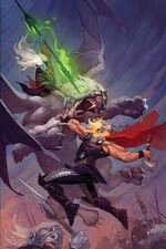 Thor God of Thunder Vol 1 13 Textless