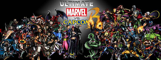 Ultimate marvel vs capcom 3 by pacduck-d416qg8