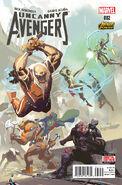 Uncanny Avengers Vol 2 2