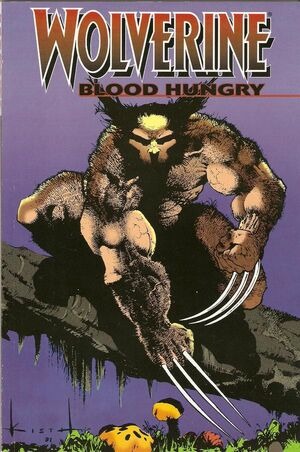 Wolverine Blood Hungry Vol 1 1