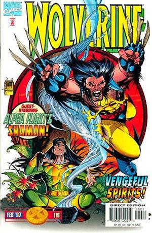 Wolverine Vol 2 110