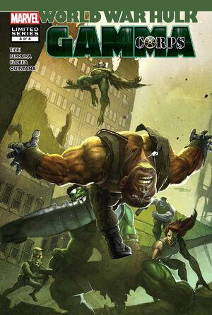 World War Hulk Gamma Corps Vol 1 4
