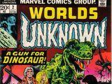 Worlds Unknown Vol 1 2