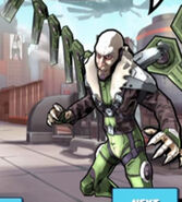 Adrian Toomes (Earth-TRN461) from Spider-Man Unlimited (video game) 002