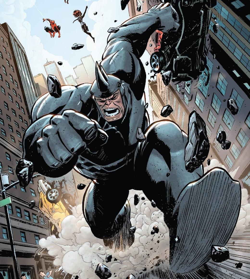 Marvel Comics Rhino | Aleksei Sytsevich (Earth-1600 ...  |Aleksei Sytsevich Marvel