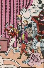 Alpha Flight (Earth-77640) from Marvel Age Annual Vol 1 3 0001