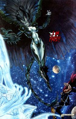 Asteroth (Earth-616), Beta Ray Bill (Earth-616), and Lambda-Zero (Earth-616) from Stormbreaker The Saga of Beta Ray Bill Vol 1 3 0001