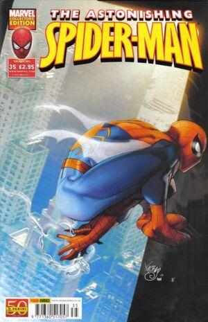 Astonishing Spider-Man Vol 3 35