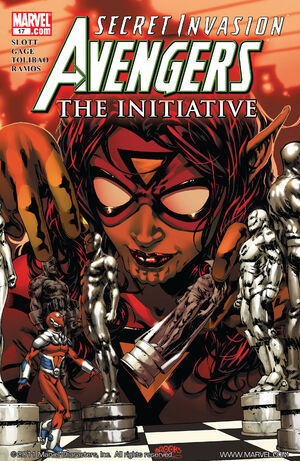 Avengers The Initiative Vol 1 17