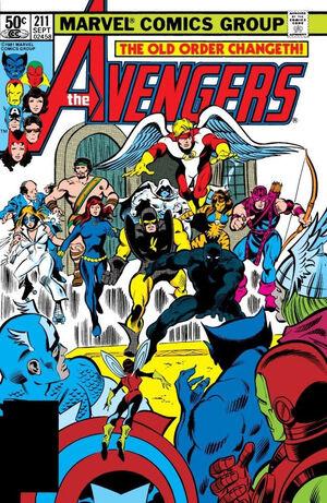 Avengers Vol 1 211
