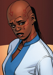 Ayo (Earth-616) from Black Panther Vol 1 6 002