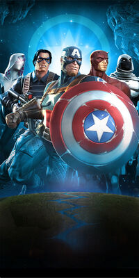Blue Faction (Earth-TRN517) from Marvel Contest of Champions 002