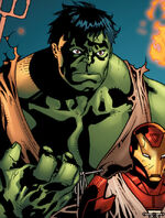 Bruce Banner (Earth-24111) from Fear Itself Fearsome Four Vol 1 4 0001