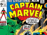 Captain Marvel Vol 1 21
