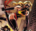 Carol Danvers (Earth-2149) from Marvel Zombies Dead Days Vol 1 1 0001